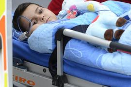 Ashya King, el niño cuyos padres huyeron a España para curarlo, supera su enfermedad