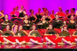 Bailando por la India