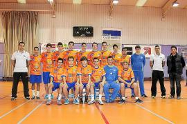 Los juveniles del HC Eivissa, campeones de la Liga Balear