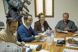 La Pimef pide apoyo efectivo a la pequeña empresa en el primer encuentro con el PP