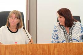 Virginia Marí insiste en la suspensión parcial de licencias para que Vila «no se paralice»