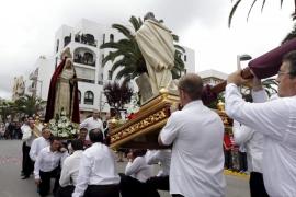 Santa Eulària presume de Semana Santa