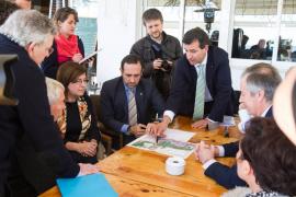 VÍDEO: Bauzá anuncia en Eivissa la licitación de la nueva depuradora que tendrá capacidad para 140.000 habitantes