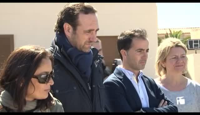 VÍDEO: Bauzá anuncia que a finales de año se licitará el colegio de Sant Ferran