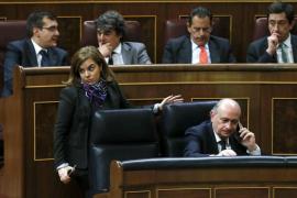 PP y PSOE sacan adelante en el Congreso el pacto antiyihadista