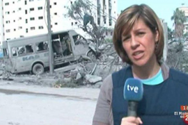 Un portavoz del PP celebra el cese de la corresponsal  de TVE en Jerusalén porque «parecía de Hamás»