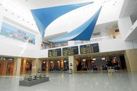 El aeropuerto de Eivissa ingresó 65 millones de euros en 2014