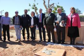 Sant Josep inicia las obras del centro social Sa Carroca-Can Fita