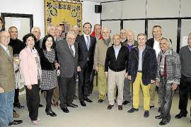 Encuentro en la Casa de Castilla y León