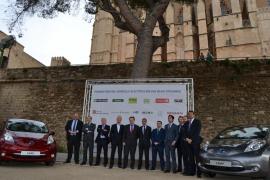 Presentación de los vehículos eléctricos