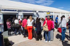 El sector turístico pitiuso afronta con optimismo los festivos de Semana Santa
