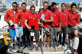 'Coratge' y 'Zas Sailing' se imponen en tiempo real