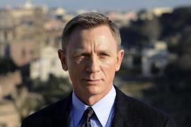 Daniel Craig, operado tras lesionarse durante el rodaje de 'James Bond'