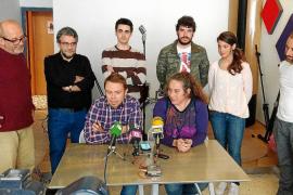Medio millar de votantes eligen a los candidatos de Guanyem-Podemos