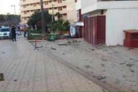 El hombre que estrelló un coche sustraído en Vila es también sospechoso de 20 robos más