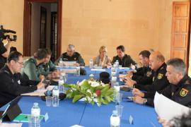 Junta de seguridad de Calvià