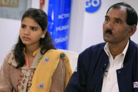 La cristiana condenada a muerte por blasfemia en Paquistán pide asilo a España
