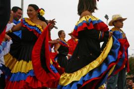 14 países y 6 Comunidades en la XIII Fiesta Intercultural de Formentera