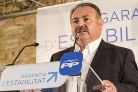 El PP confirma a Carraca como candidato a la Alcaldía de Sant Joan