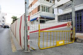VÍDEO: Sant Antoni anuncia que el párking de la plaza España podrá abrir el lunes