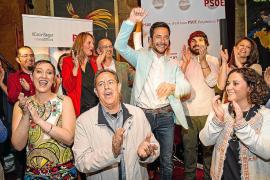 Rafel Ruiz presenta su candidatura con el respaldo del alcalde de Jun
