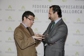 Álvaro Nadal afirma que Balears es el modelo económico a seguir para España