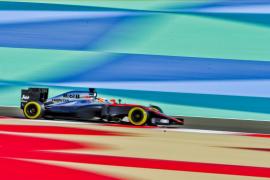 Alonso: «Aunque sea un pasito, era importante entrar en la Q2»