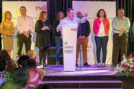 'Agustinet' se compromete a solucionar los problemas de agua de Sant Josep