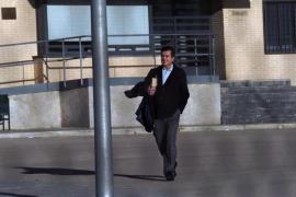 El ex president Jaume Matas abandona la prisión de Segovia
