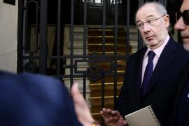 Anticorrupción investigará a Rato por cinco delitos fiscales y blanqueo