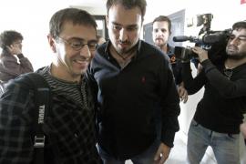 Monedero: «El PP está bajo sospecha desde los tiempos de Aznar»