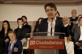 Ciudadanos Balears sólo formará parte del Govern si gana las elecciones
