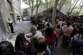 El agresor del instituto de Barcelona pudo sufrir un brote psicótico