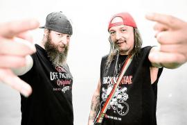 Los sevillanos O'Funk'illo en el Rock In Riu