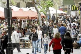 La emigración de la Península a Balears se reactiva tras varios años de descenso