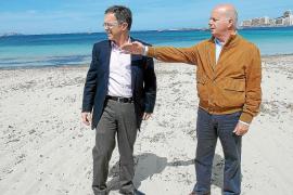 'Agustinet' y 'Cires' apuestan por una gestión única en la bahía de Portmany