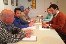 El PSOE y los arquitectos coinciden en asegurar «la protección del territorio y un crecimiento sostenible»