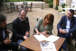 El PSIB firma el decálogo de la Obra Cultural Balear