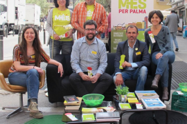 Barceló: «La lengua y la cultura catalanas han sido muy maltratadas»