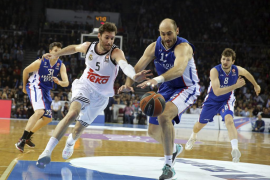El Madrid obtiene el billete para la Final Four
