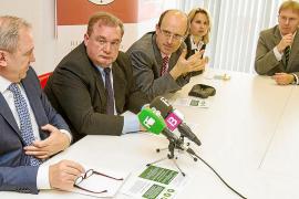 Empresarios y juristas presentan en Eivissa la Institución de Mediación de Illes Balears