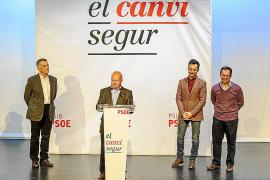 El PSOE publica los bienes de Rafel Ruiz, 'Agustinet' y 'Benet'