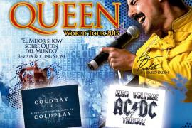 Homenajes a Queen, AC/DC y Coldplay en el Tributes Summer Fest