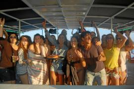 Verordnung für Party-Boote erlassen