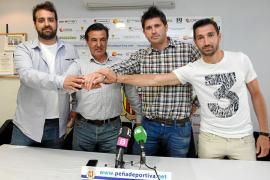El Villarreal y la Peña Deportiva se dan la mano