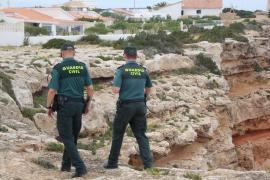 Continúa la búsqueda en Formentera del acusado de violar a sus hijas