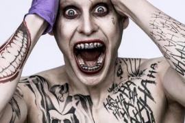 Primera imagen de Jared Leto caracterizado como el Joker