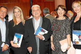 Pedro Prieto presenta su último libro