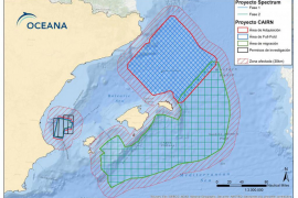 Mar Blava denunciará ante Fiscalía el retraso de la resolución de la DIA del proyecto de Cairn Energy