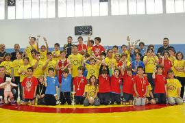 Sant Ciriac, Sant Agustí y cinco escolares logran el título insular